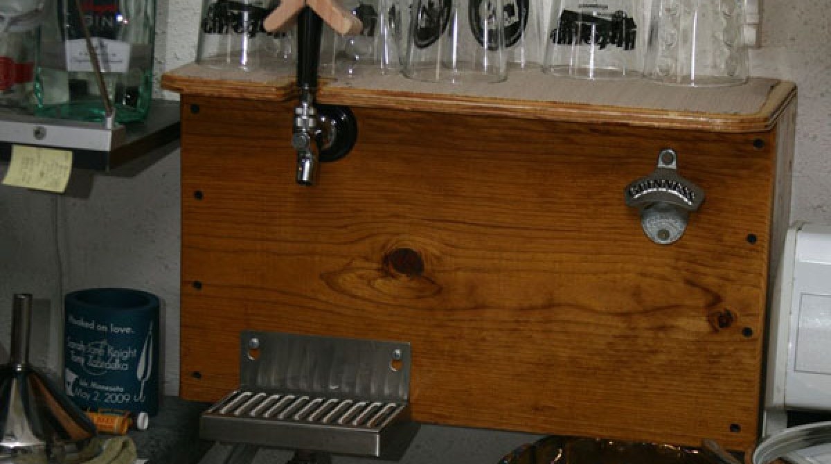 reddit basement living room keg tap basement kegerator with kitchen tap make