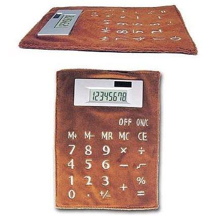Plush calculators