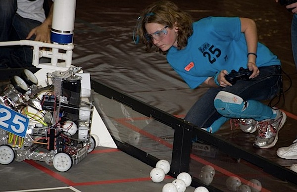 FIRST Championship team spotlight: Rock N Roll Robots