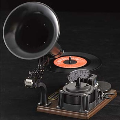In the Maker Shed: Gramophone Kit