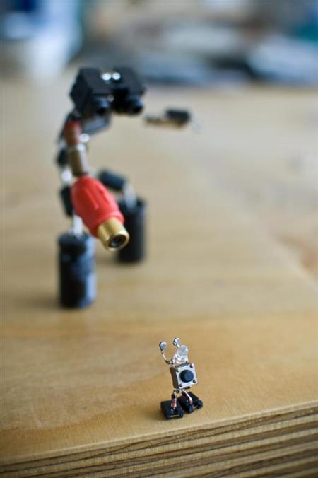 Sparebots par excellence