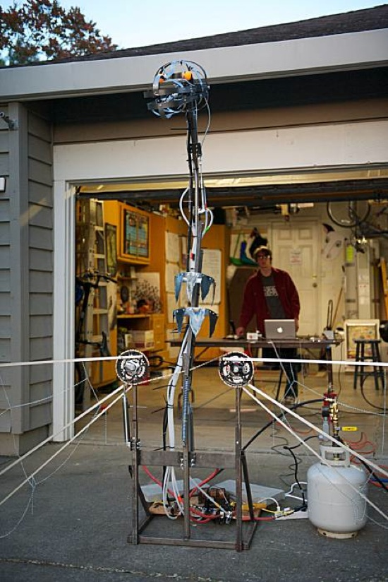 Make stuff and show it off at the Maker Faire