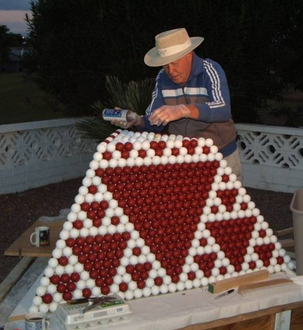 Math Monday: What to make with golf balls?