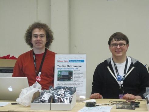 Maker Business: Wayne and Layne