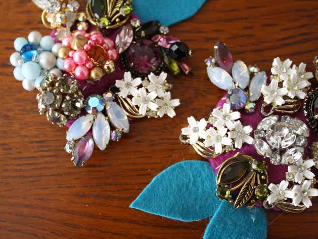 How-To: Vintage Mother's Day Corsage