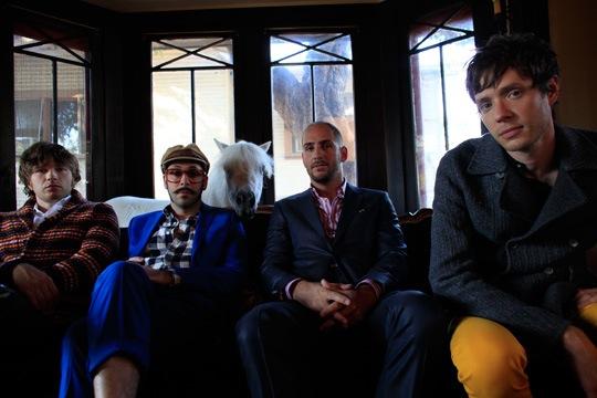 OK Go to play Maker Faire Sunday
