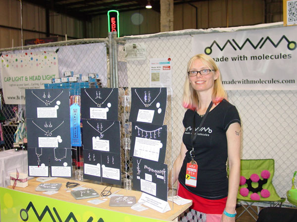 The Road From Maker Faire: Raven Hanna