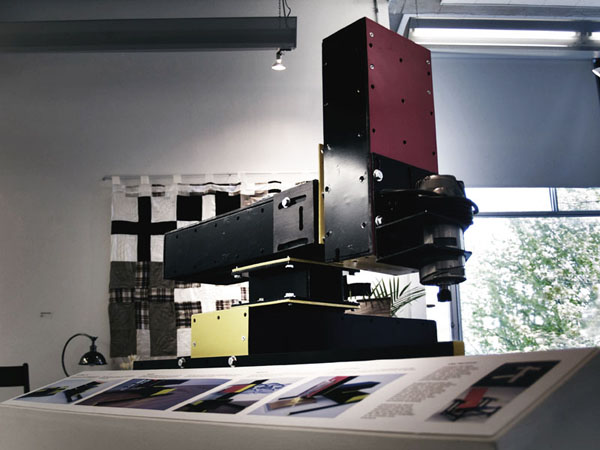 RedBlueCNC: A modular CNC