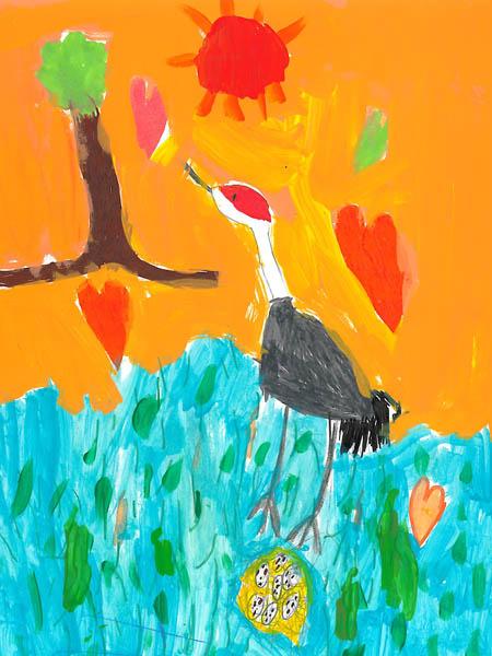 Kid Art: Endangered species contest