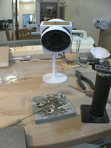 Toolbox Review: Edsyn Fuminator solder fume extractor