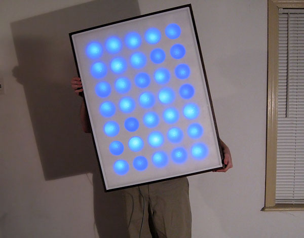 Giant LED matrix