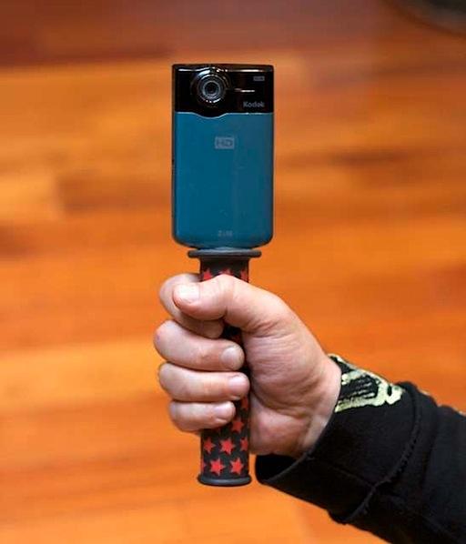 How-To: BMX camera grip