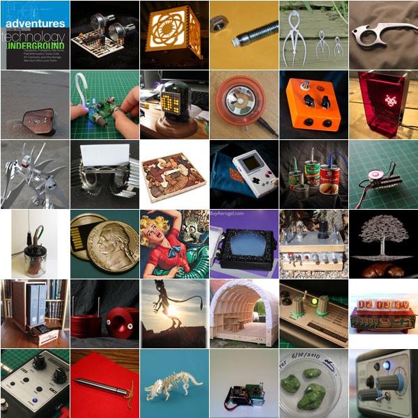 MAKE staff picks collection on Makers Market
