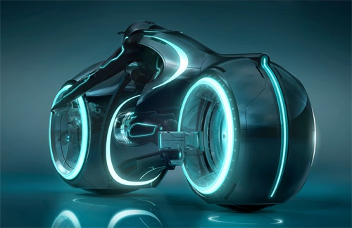 Get ready for the Tron-ifying of everything