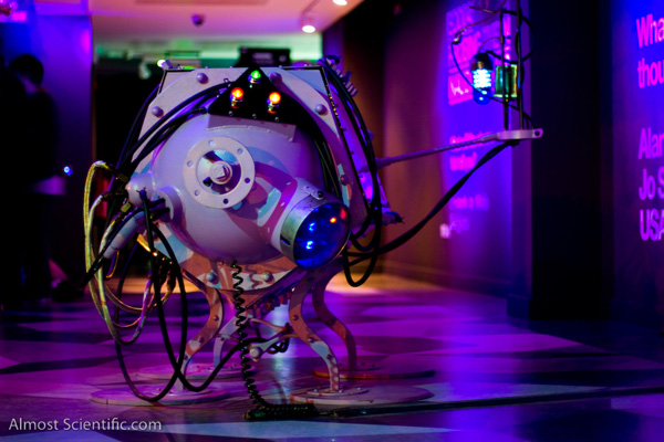 Applied Kinetic Arts: Alan Rorie interview