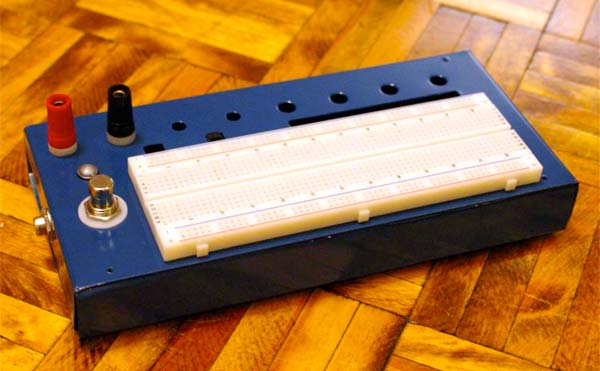 How-To: Guitar effects proto pedal