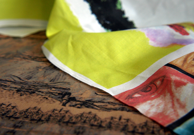 How-To: Inkjet fabric printing