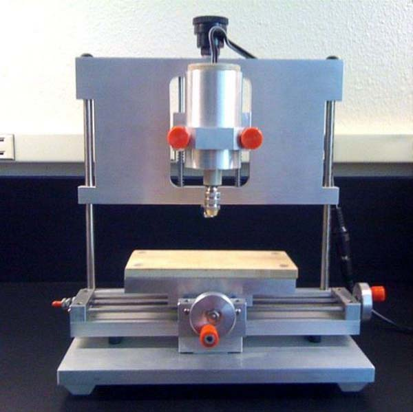 Micro mill from scrap aluminum