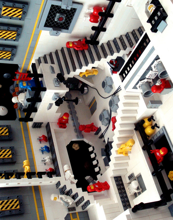 "Lego Classic Space ""Relativity"""