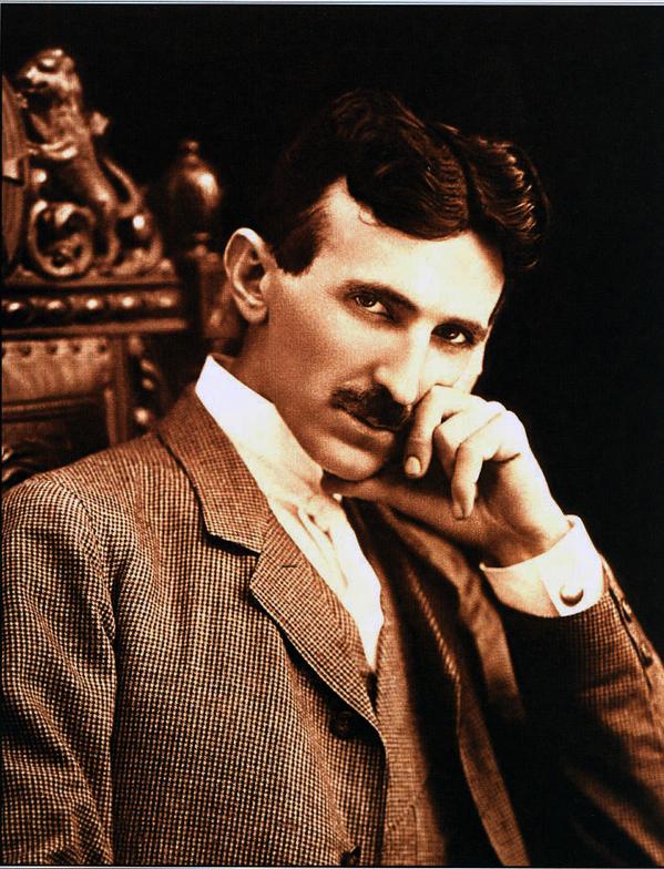 Maker Birthdays: Nikola Tesla — Master of Lightning