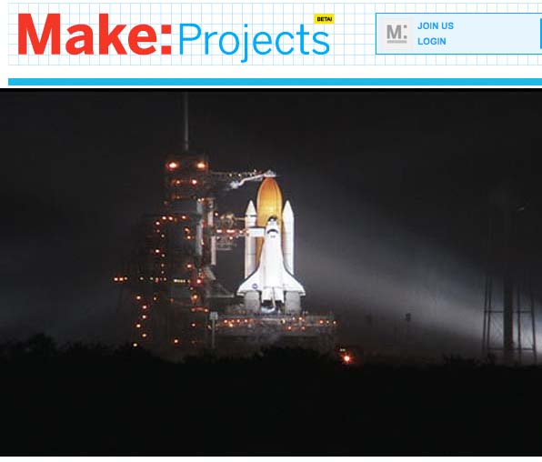 Make: Projects, T-minus…. hold that thought