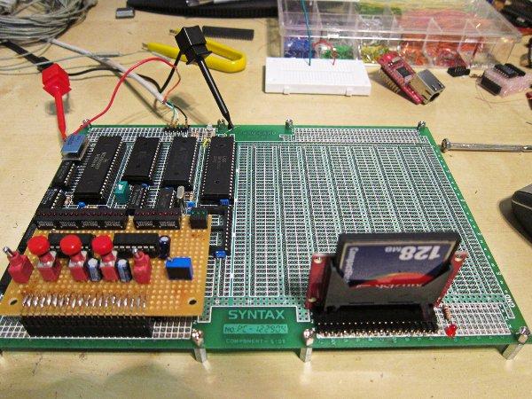 Ultim809 homebrew computer