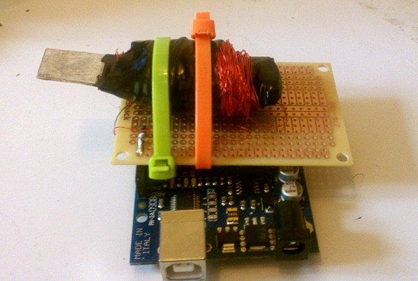 Arduino magstrip emulator