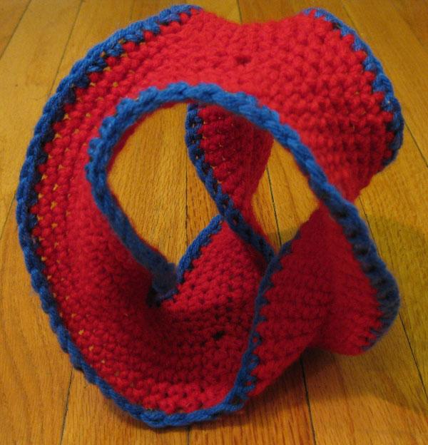 Math Monday: Mathematical crochet