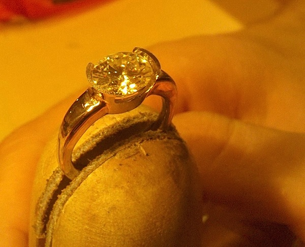 How-To: Make an engagement ring