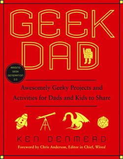 Geek Dad book giveaway