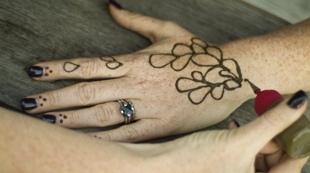How To Do Henna Tattoos Great For Parties Make