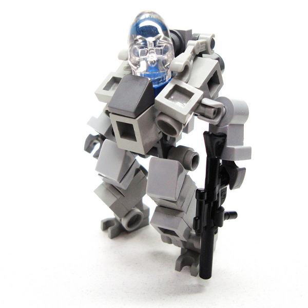 Lego crystal skulls