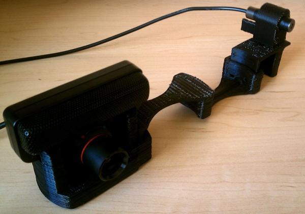 MakerScanner, a printable 3D scanning rig