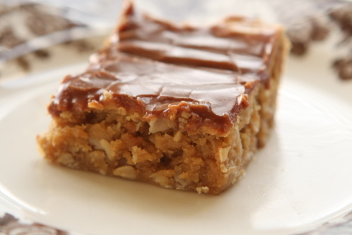 How-To: Lip Smackin' Peanut Butter Bars