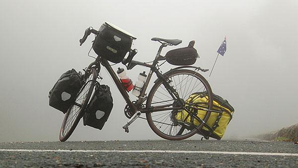 Smart Bike Tweeted its Cross-Country Journey