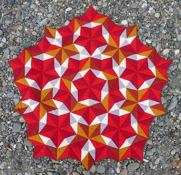 Math Monday: Mathematical quilts