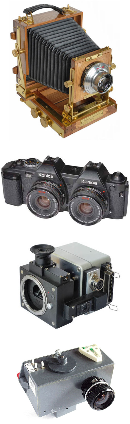 Handmade Cameras by Mats Wernersson