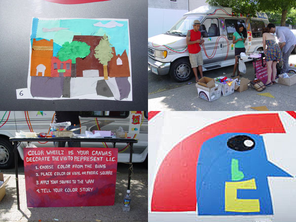 Color Wheelz comes to World Maker Faire