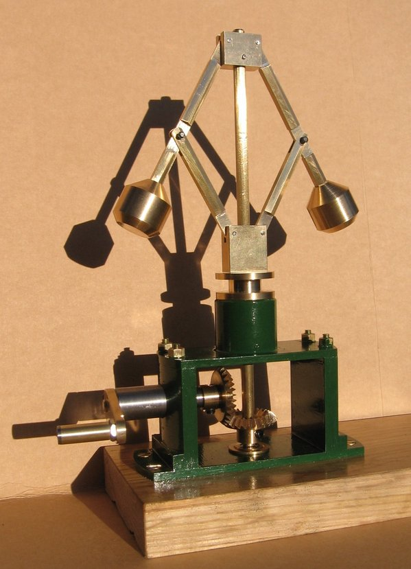 How-To:  Watt-style mechanical governor