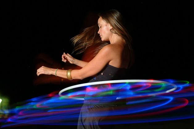 How-To: LED Hula Hoop