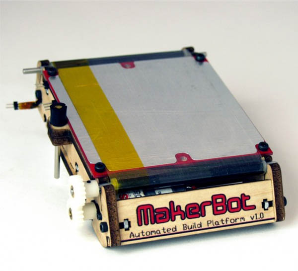 Announcing the Automated Build Platform for MakerBot!