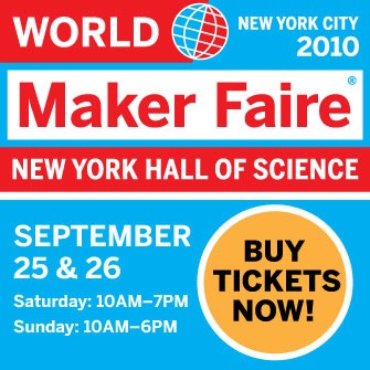 World Maker Faire: Last days to buy advance tickets!