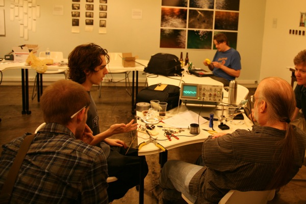 Arduino eeg project