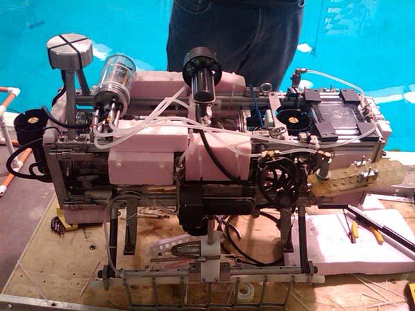 University of Maryland robotics open house