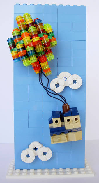 """""""Up"""" in Lego"""