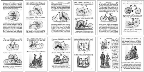 Bicycles & tricycles; an elementary treatise on their design and construction