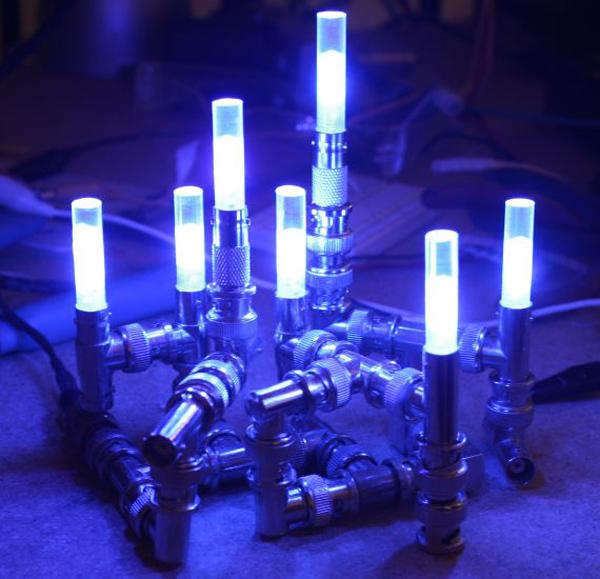 BNC/LED lamp