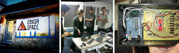 Arduino for Programmers class at Crash Space