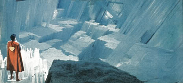 Superman's Fortress of Solitude in Mexico