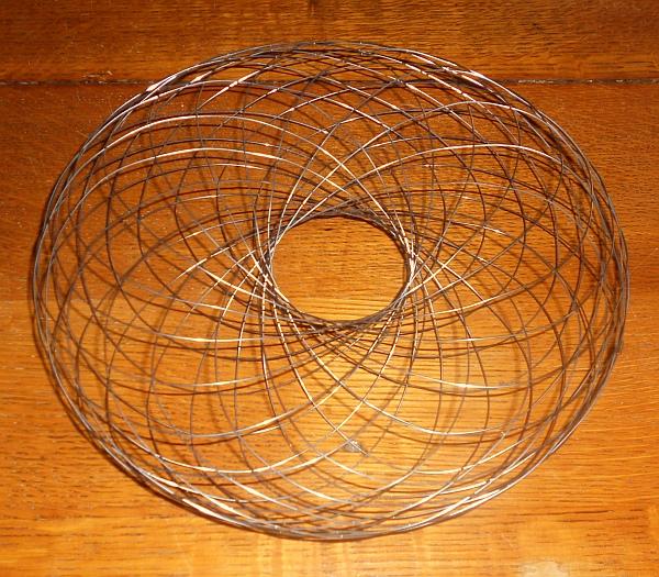 Math Monday: Wire torus challenge